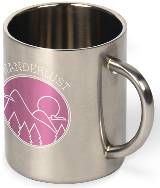 Picture of Stainless Steel 10oz Mug - 11 AVAILABLE