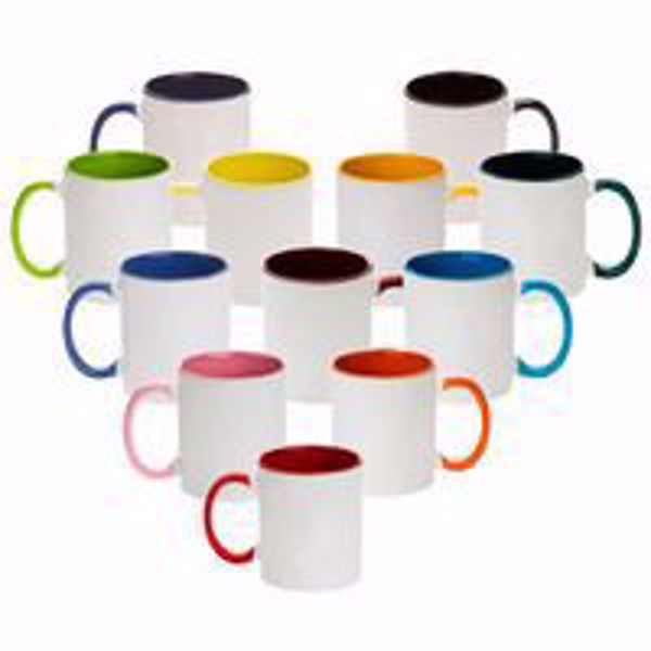 Picture of 11 oz. Mug Color Combo