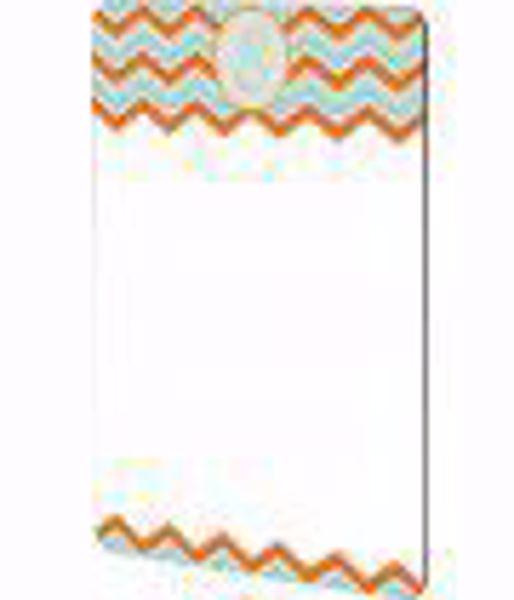 "Picture of 7.5"" x 9"" Panel with Radius Corners Gloss white"