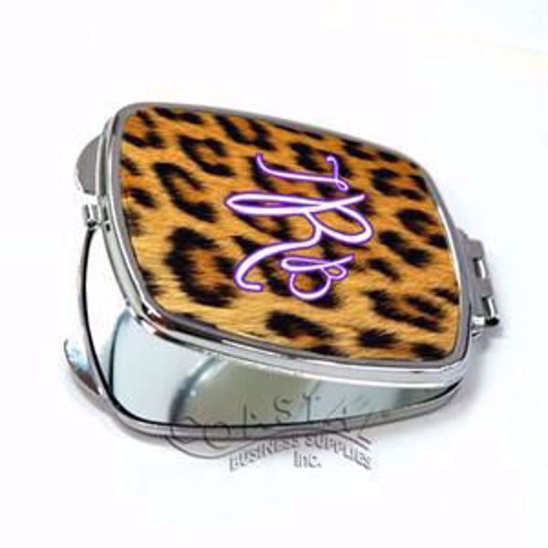 """Picture of Compact Mirror - Square 2.25"""" x 2.25"""""""