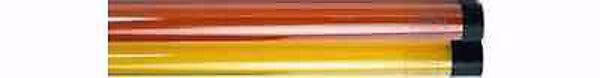 """Picture of Red 48"""" Filter Sleeve for Fluorescent Bulbs"""