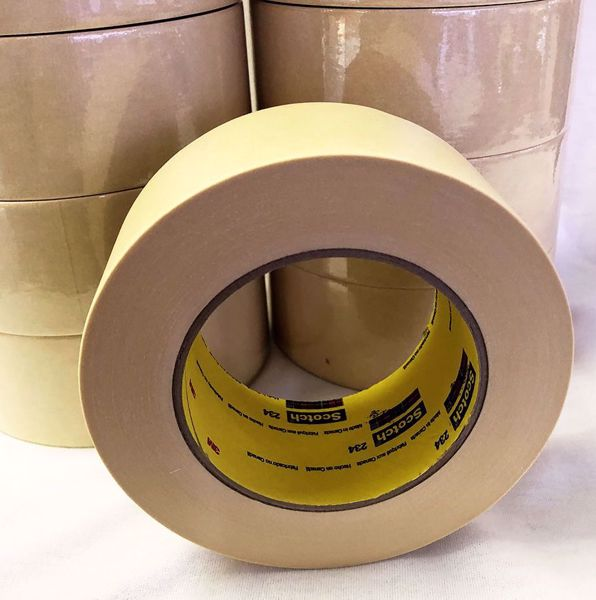 """Picture of 3"""" x 60 Yards Quality Masking Tape"""
