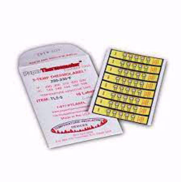 Picture of 340 - 380 F Test Strips
