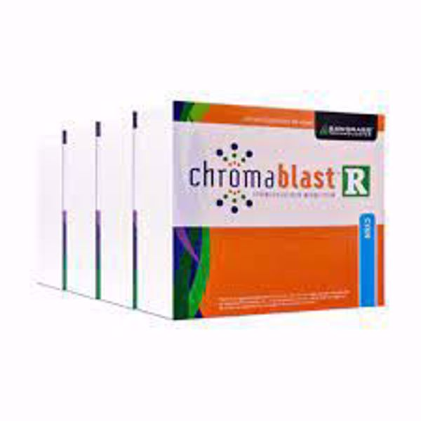Picture of Chromablast Black For Ricoh 3300/7700