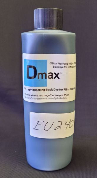 Picture of Freehand Dmax Black Dye